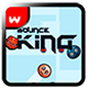 Bounce King - Admob+Leaderboard+Multi char - CodeCanyon Item for Sale