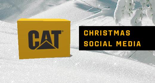 CAT - xMas Social Media