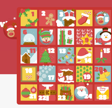 Advent Calendar Templates Disney Micky Frozen Printable Countdown