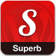 Superb - powerful wordpress theme Nulled