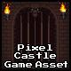 Pixel Castle Game Assets - GraphicRiver Item for Sale