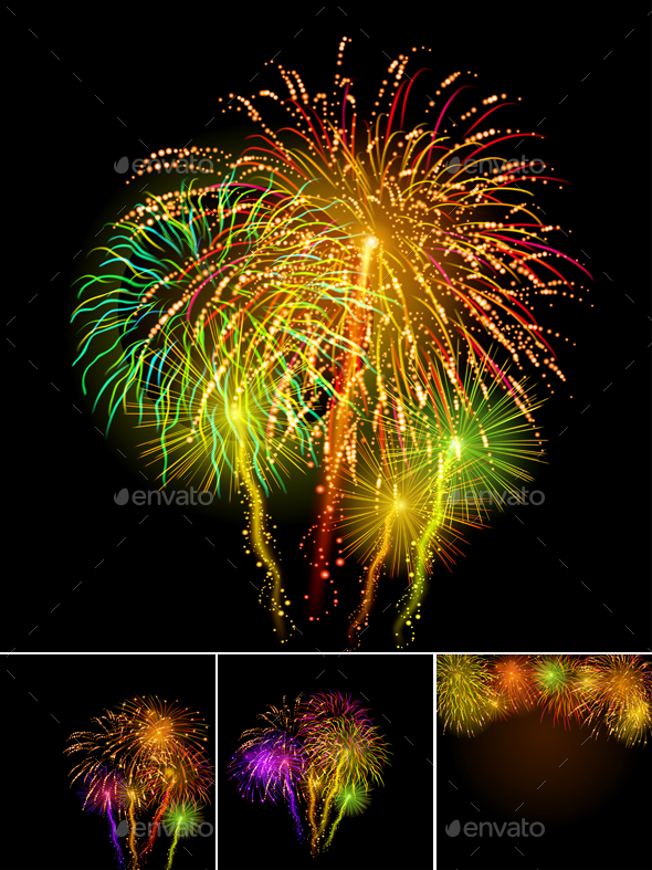Fireworks - Miscellaneous Seasons/Holidays