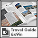 Travel Guide Template - 6x9in - GraphicRiver Item for Sale