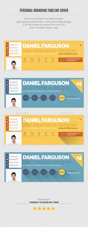 Personal Branding Facebook Timeline Cover - Facebook Timeline Covers Social Media