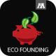 Eco Funding Logo - GraphicRiver Item for Sale