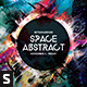 Space Abstract Flyer - GraphicRiver Item for Sale