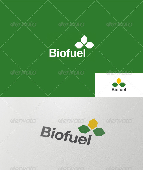 Biofuel Logo - Abstract Logo Templates