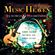Music Heaven Poster/Flyer - GraphicRiver Item for Sale