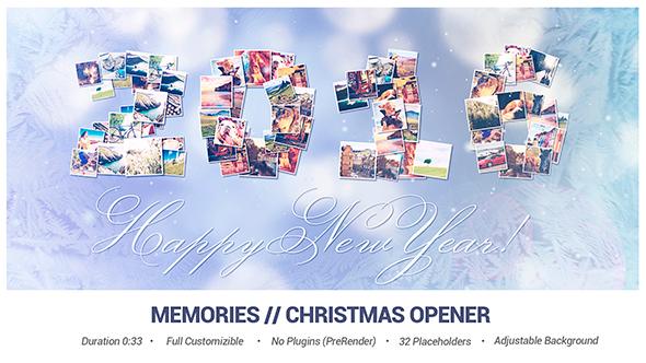 Memories // Christmas Opener
