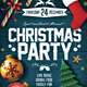 Christmas Party Flyer/ Invitation - GraphicRiver Item for Sale