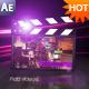Elegant Movie Clapper AECS3 v2 - VideoHive Item for Sale