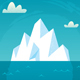 Iceberg - GraphicRiver Item for Sale