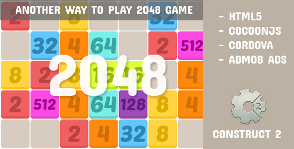 Yet Another 2048 - CodeCanyon Item for Sale