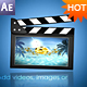 Movie Clapper Promo AE CS3 - VideoHive Item for Sale