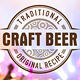 Beer Logos, Badges, Stamps - GraphicRiver Item for Sale