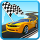 Road Racer - HTML5 Game + Android + AdMob (Capx)