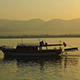 Boat At Sunset - VideoHive Item for Sale
