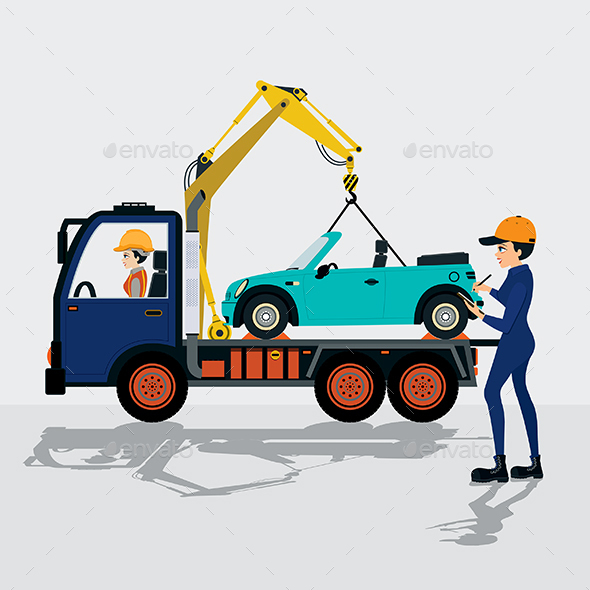 Towing Service - Services Commercial / Shopping