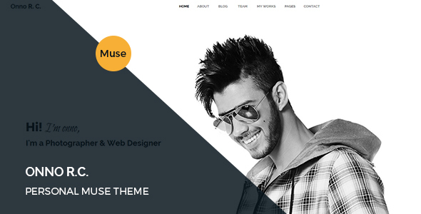Onno RC Personal Muse Theme