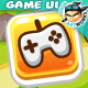 Cartoon Game Ui Pack 06 - GraphicRiver Item for Sale