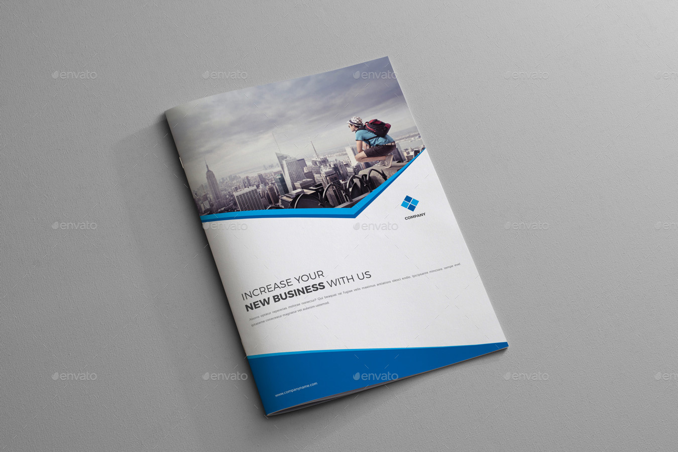 corporate business brochure 8 pages by nashoaib graphicriver