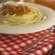 Pasta With Sauce And Basil - VideoHive Item for Sale