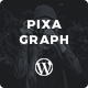 Pixagraph - Responsive WordPress News/Blog Theme - ThemeForest Item for Sale
