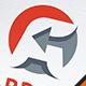 Arrow Letter A Logo