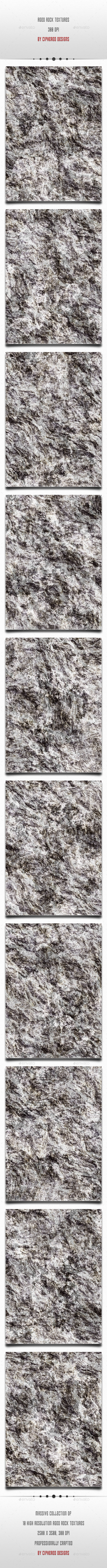 Aged Rock Textures - Stone Textures