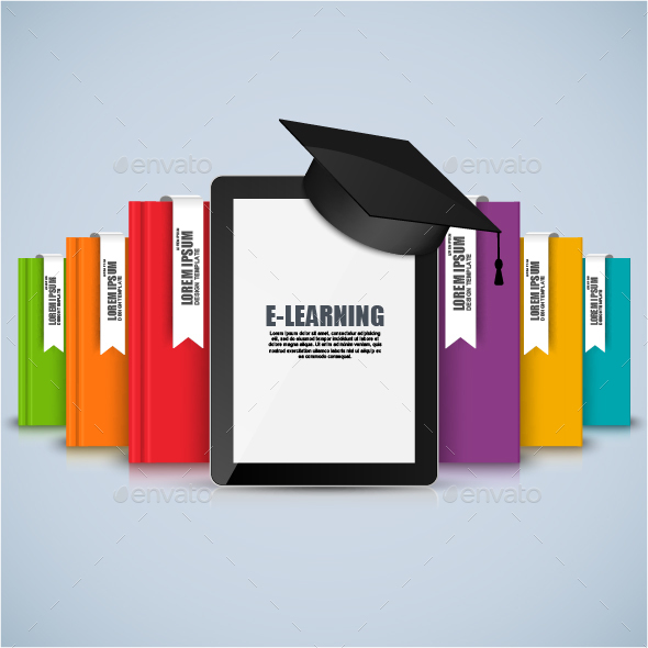 E-Learning Concept - Miscellaneous Seasons/Holidays