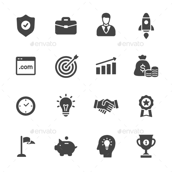 Business Icons - Business Icons
