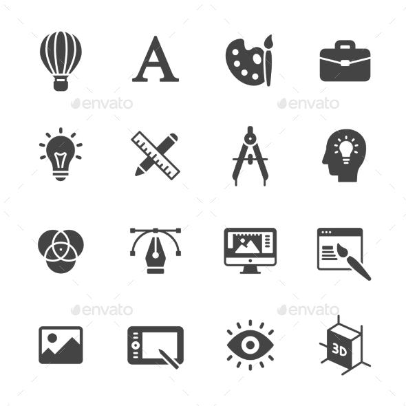 Design Icons - Icons