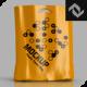 4 Plastic Carrier Shopping Bag Mockups - GraphicRiver Item for Sale