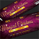 Christmas Party Event Ticket 02