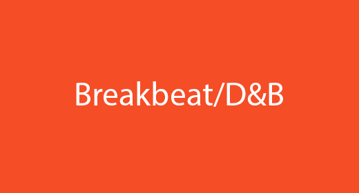 Breakbeat And D&B