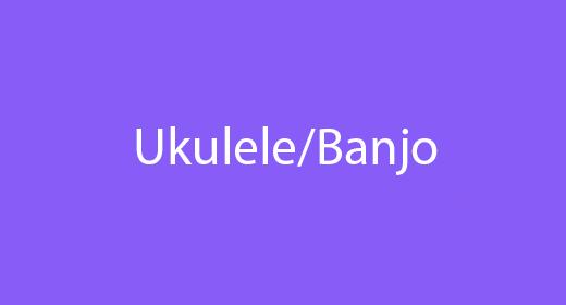 Ukulele - Banjo