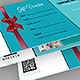 Christmas Multipurpose Gift Voucher Template - GraphicRiver Item for Sale