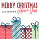 Christmas and New Year Greeting Cards and Banners - GraphicRiver Item for Sale