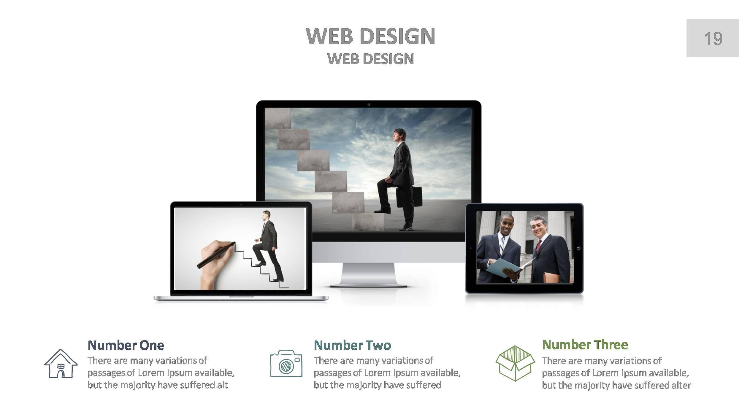 Super Leader Google Slides Presentation Template by RainStudio ...