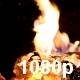 Fire in Fireplace - VideoHive Item for Sale