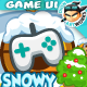 Snowy Cartoon Game Ui Pack 04 - GraphicRiver Item for Sale