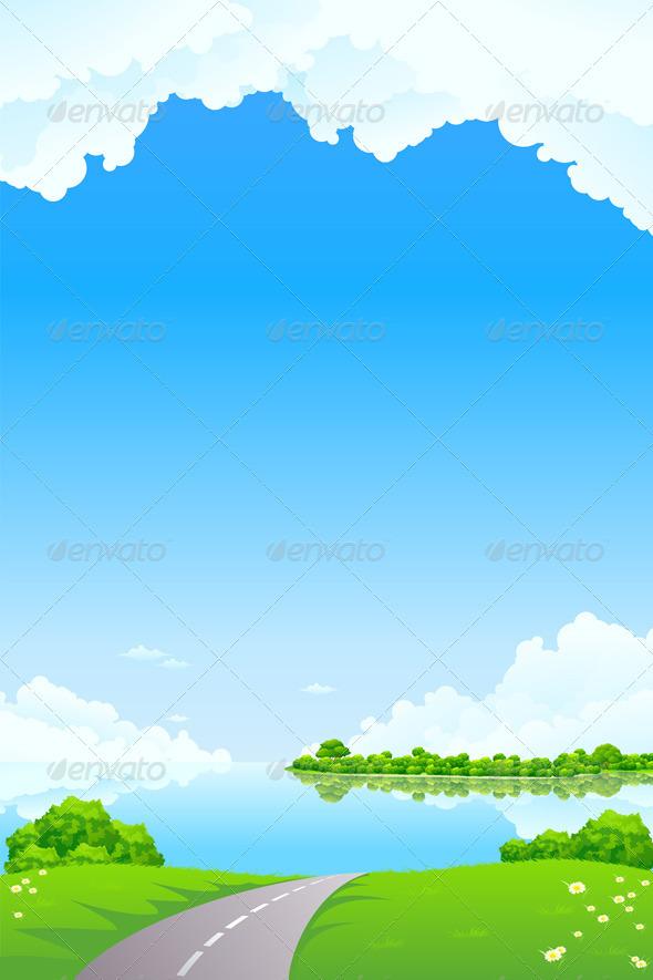 Fresh Landscape - Landscapes Nature