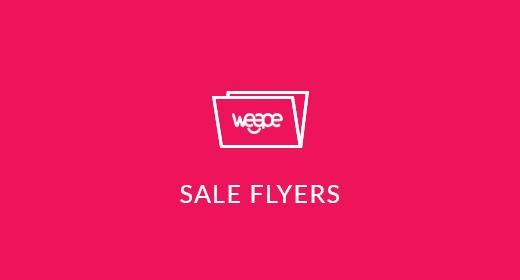 Sale Flyers