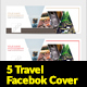 """Life"" Travel Facebook Timeline Cover - GraphicRiver Item for Sale"