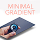 Minimal Gradient PowerPoint Template - GraphicRiver Item for Sale