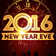 New Year Eve Flyer / Invitation - GraphicRiver Item for Sale