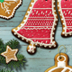 Gingerbread Christmas Style Photoshop Creator - GraphicRiver Item for Sale