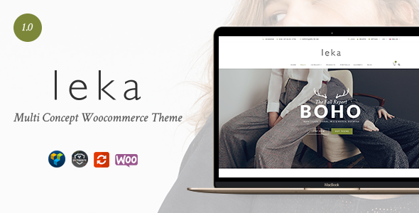 Leka – Amazing WooCommerce Theme