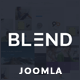 Blend - Multi-Purpose Responsive Joomla Template - ThemeForest Item for Sale