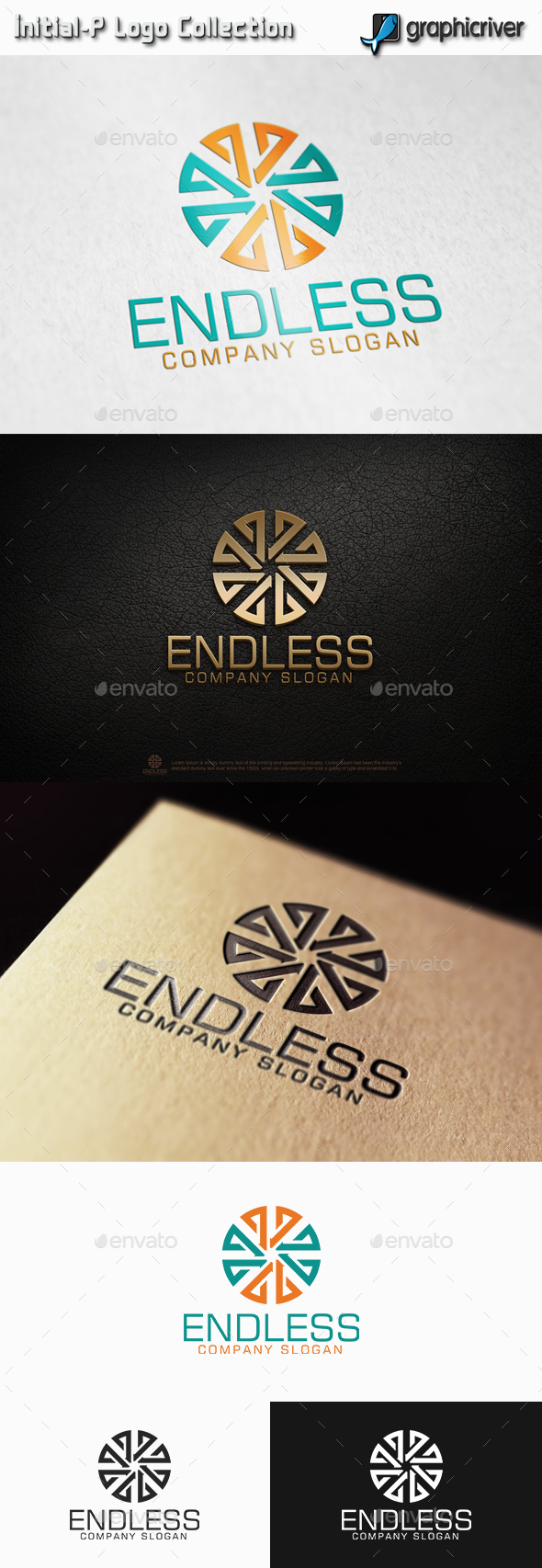 Endless Logo - Abstract Logo Templates
